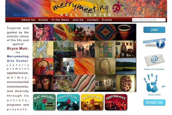 Merrymeeting Arts Center