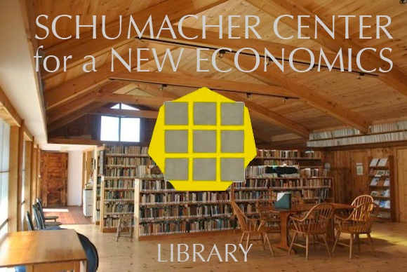 The Schumacher Center's Library