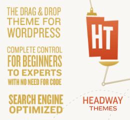 Headway Themes Portfolio