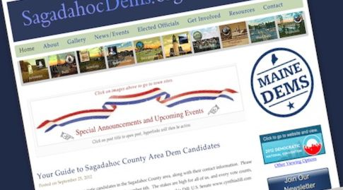 Custom Political Websites & Templates for WordPress, political campaigns and fundraising campaigns using WordPress. - Zellous.org - Sustainable Website Design